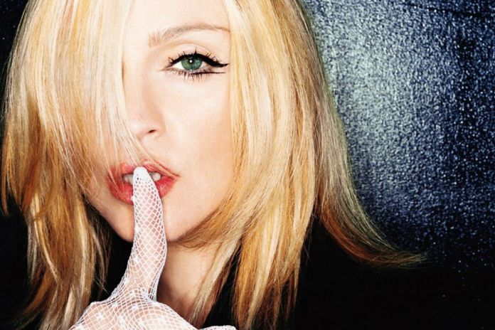 Madonna signs deal with Interscope Records worth three million dollars
