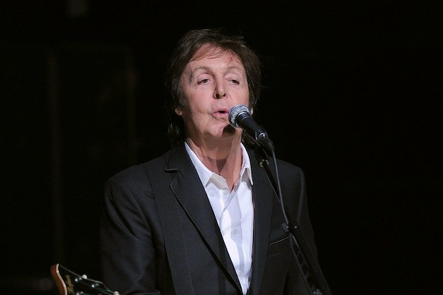 Paul McCartney to release new album in February
