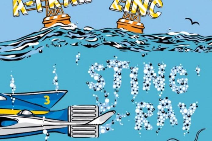 A-Trak and Zinc - Stingray (Benga Remix)