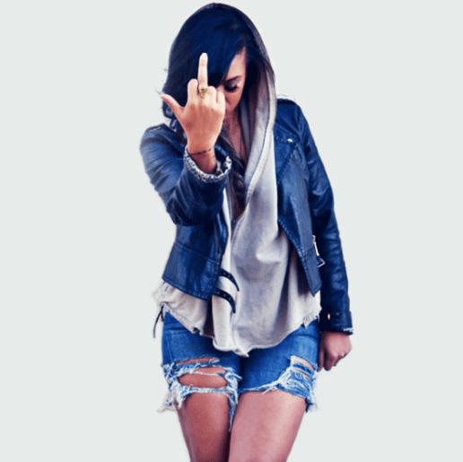 Tara King - I Don't Give a F*ck