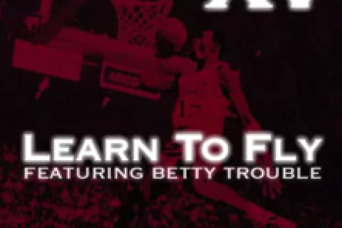 XV featuring Betty Trouble - Learn To Fly