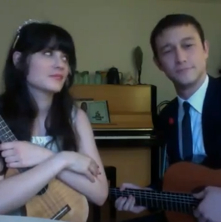 Zooey Deschanel & Joseph Gordon-Levitt - What Are You Doing New Year's Eve?