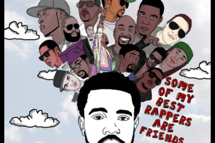 Tony Williams - Some of My Best Rappers Are Friends (Mixtape)