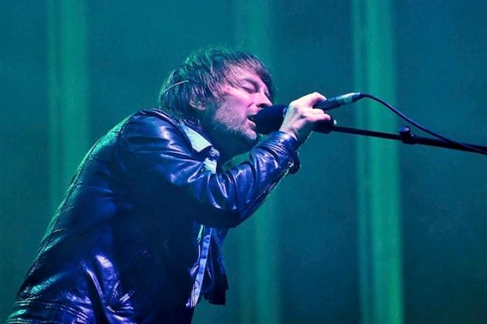 Recent Radiohead demo a hoax