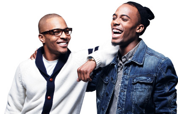 B.o.B featuring T.I. & Young Jeezy - Strange Clouds (Remix)
