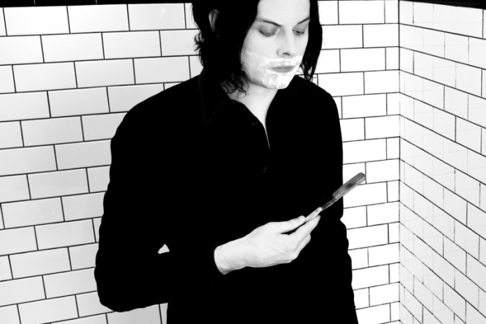 Jack White to release debut album 'Blunderbuss' on April 24