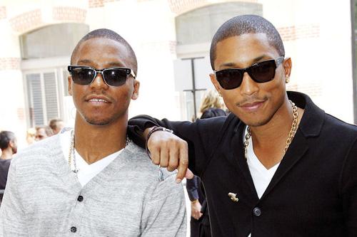Lupe Fiasco and Pharrell Williams album coming soon