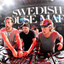 Swedish House Mafia - Antidote (Live from Madison Square Garden)