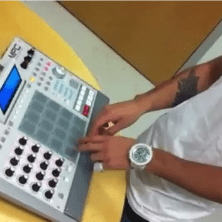 araabMUZIK tests out the MPC Renaissance