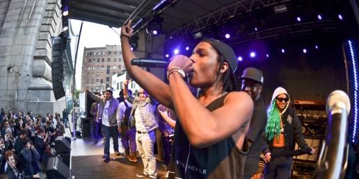 A$AP Rocky - Always $trive and Prosper