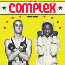 A$AP Rocky covers Complex's February/March 2012 issue