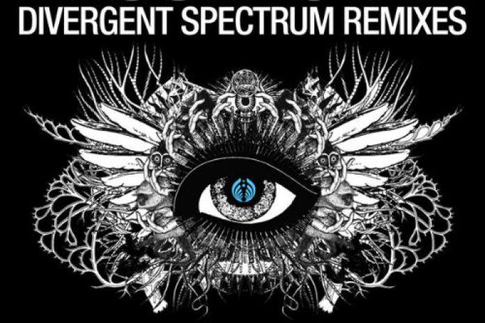 Bassnectar - Divergent Spectrum Remixes (EP)