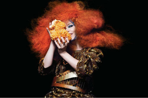 Björk announces a string of 'Biophilia' shows in New York