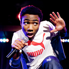 Childish Gambino performs first London show