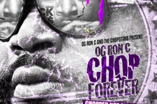 OG Ron C, DJ Candlestick & Rick Ross - Chop Forever (Mixtape)