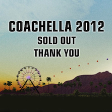 Coachella 2012 sells out in under three hours