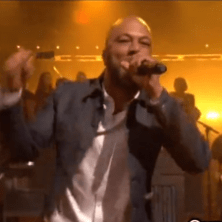 Common - Celebrate (Live on Fallon)