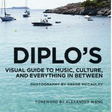 Diplo to release a book, slams Coachella