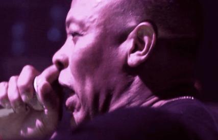 "Dr. Dre performs ""Still D.R.E."" at LIV"