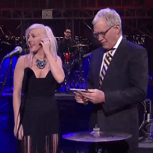 Ellie Goulding - Lights (Live on Letterman)