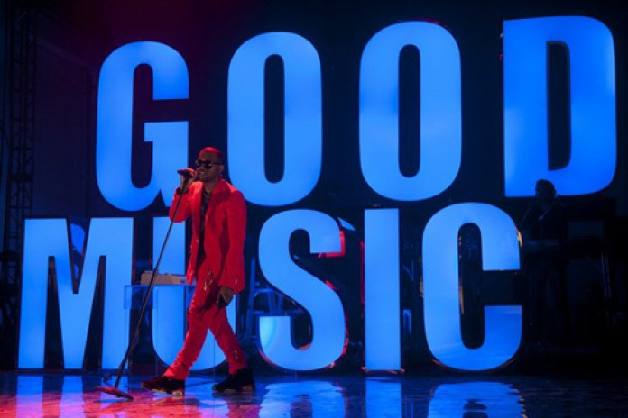 Kanye West, Pusha T & Big Sean head to the UK to finish G.O.O.D. Music album