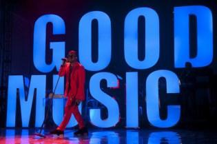 Kanye West, Pusha T & Big Sean head to the UK to finish G.O.O.D. Music album