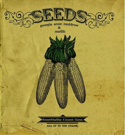 Madlib produces new Georgia Anne Muldrow album 'Seeds'