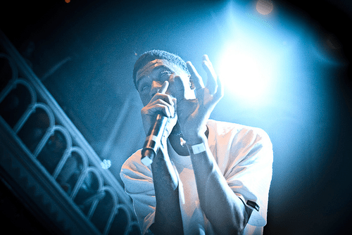 Hodgy Beats - BLKN (Produced by Thelonious Martin)