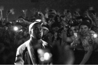Kanye West uses Twitter to talk new company, fashion and creativity