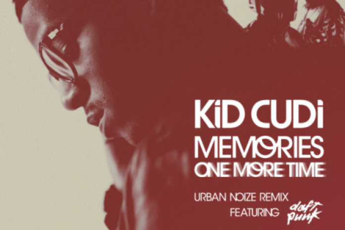 KiD CuDi & Daft Punk – Memories (One More Time) [Urban Noize Remix]