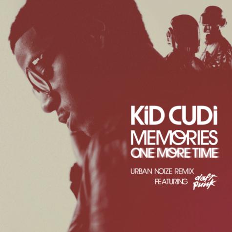 KiD CuDi & Daft Punk – Memories (One More Time) [Urban Noize Remix]