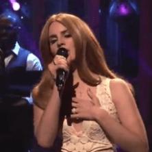 Lana Del Rey - SNL Performance