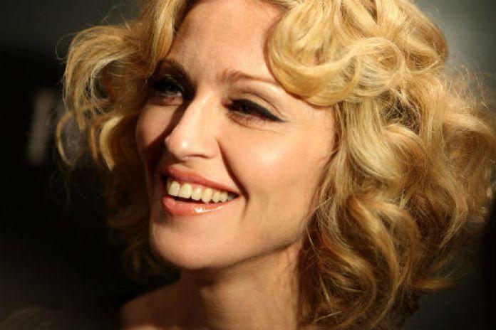 Madonna reveals album title