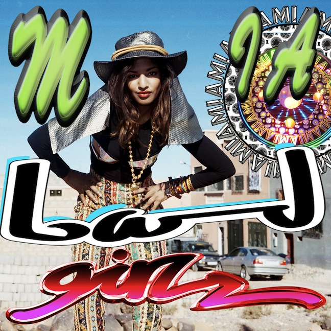 M.I.A. to release new single next week