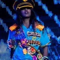 M.I.A. confirms Super Bowl appearance
