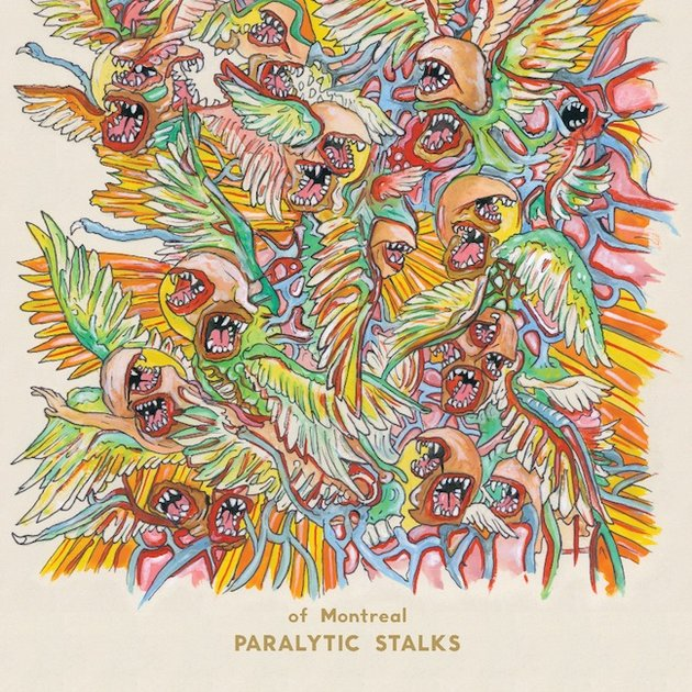 of Montreal - Paralytic Stalks (Full Stream)