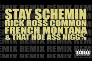 Common – Stay Schemin (Remix) (Drake Diss)