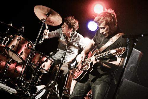 The Black Keys expand tour