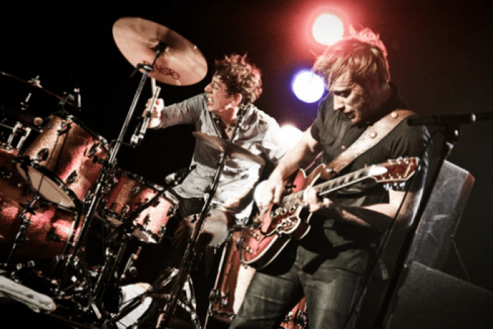 The Black Keys expand tour