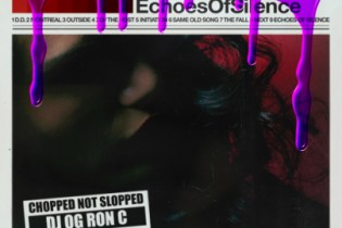 The Weeknd - Echoes Of Silence (Chopped Not Slopped)