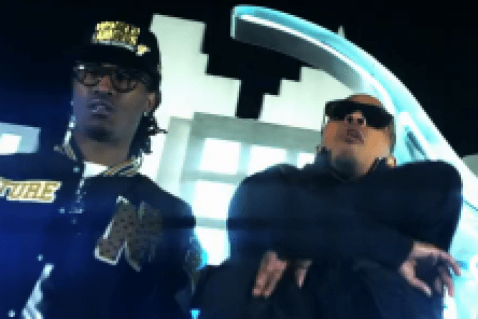 Future featuring T.I. - Magic