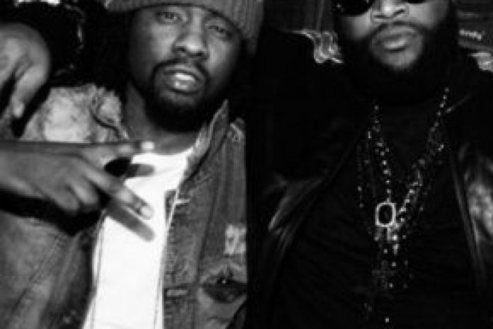 Wale featuring Rick Ross & Fabolous - Albert Pujols