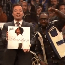Wale featuring Miguel & The Roots - Lotus Flower Bomb (Live on Fallon)