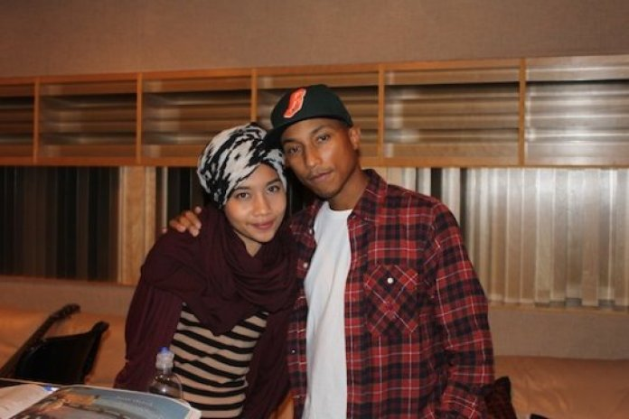 Yuna - Live Your Life (Produced by Pharrell)