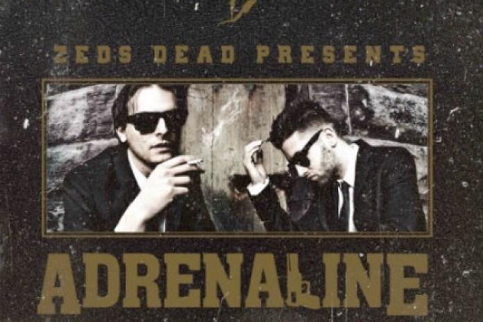 Zeds Dead – Adrenaline EP