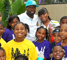 50 Cent takes charity efforts to Somalia with the United Nations