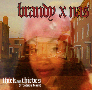 Brandy x Nas - Thick As Thieves (Frontside Mash)