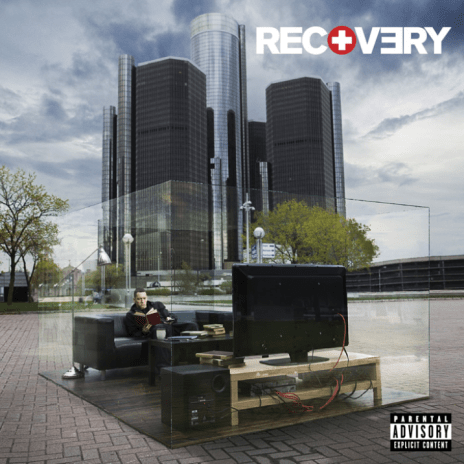 Eminem's 'Recovery' goes 4x platinum