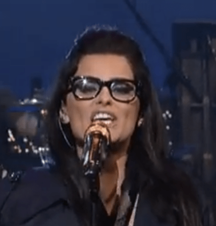 K'naan Featuring Nelly Furtado – Is Anybody Out There? (Live on Letterman)
