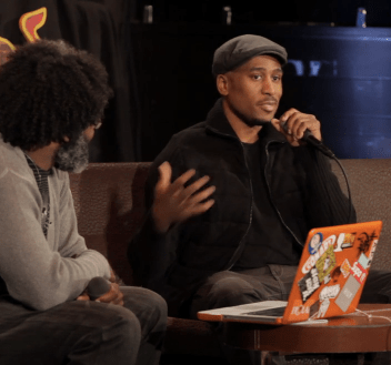 Red Bull Music Academy Presents Lectures with Ali Shaheed Muhammad (ATCQ) and Maseo (De La Soul)